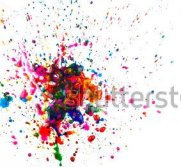 stock-photo-paint-splashing-blotches-of-different-colors-105645551